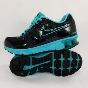 Nike Reax Rocket 2 Running Training Shoes Blue